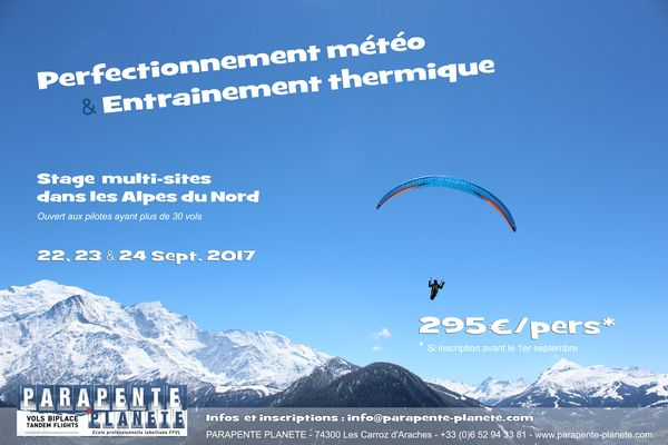 stage perf thermique septembre 2017
